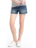 Gap Maternity inset panel summer shorts