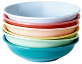 Rice Shine Melamine Soup Bowls - Set of 6