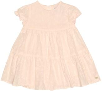 Tartine et Chocolat Baby broderie anglaise cotton dress