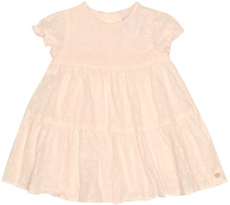 Tartine et Chocolat Baby broderie anglaise cotton dress