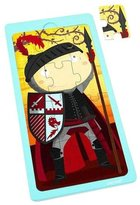 Janod Knight Arthur Puzzle