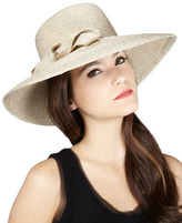Eric Javits Celeb Bow-Detailed Hat