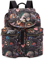 Paul Smith Multicolor Drawstring Backpack