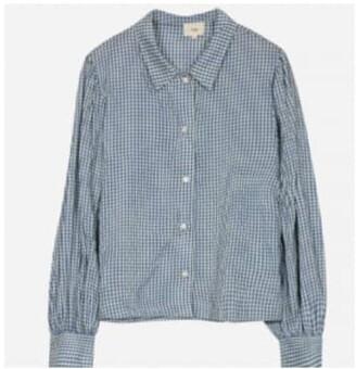 Margaux Gingham Shirt