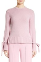 ADAM by Adam Lippes Women's Wool & Cashmere Bell Sleeve Sweater