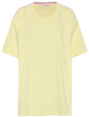 Y/Project Multi-layer cotton T-shirt