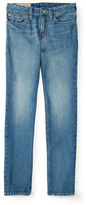 Ralph Lauren Boys 2-7 Five-Pocket Jeans