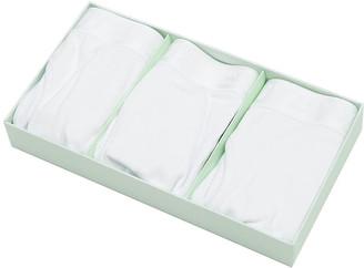 Off-White Boxer Brief Three-pack White