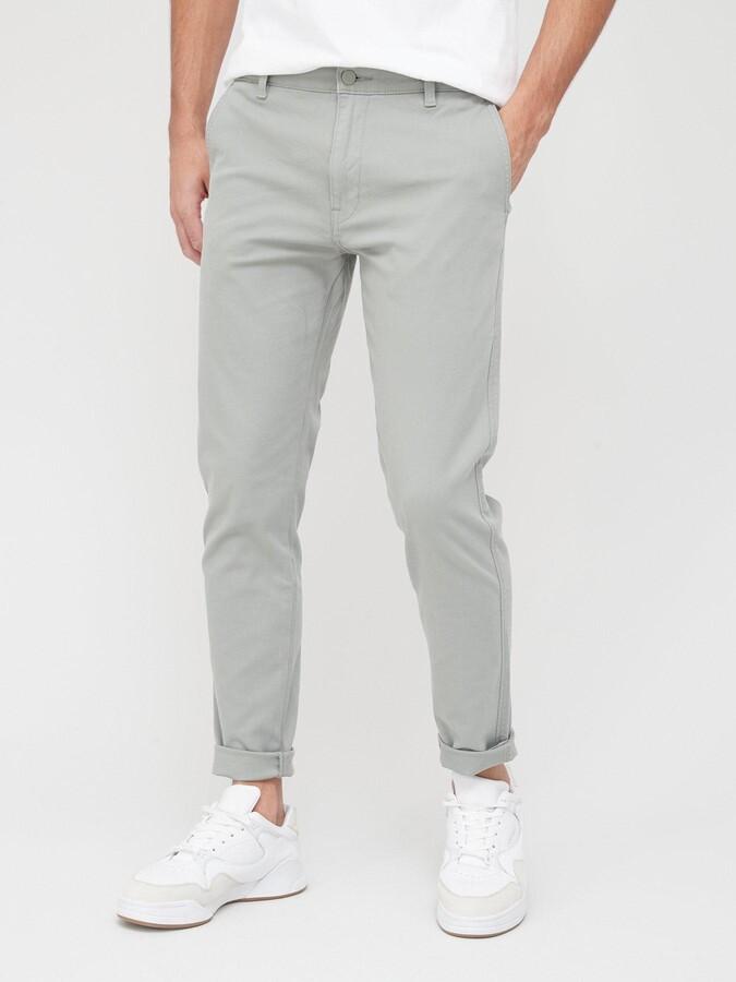 Levi's Xx Standard Fit Chino - Light Grey