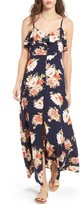 Band of Gypsies Women's Floral Maxi Dress
