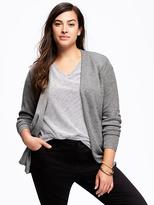 Old Navy Open-Front Plus-Size Cardi