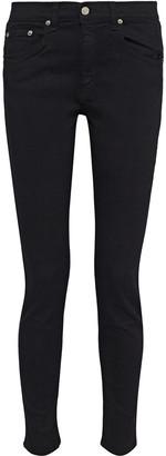 Rag & Bone The Skinny Low-rise Skinny Jeans