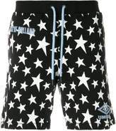 House of Holland star print shorts