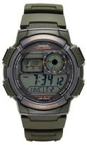 Casio Men's World Time Watch - Green (AE1000W-3AVCF)