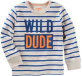 Osh Kosh Wild Dude Striped Tee