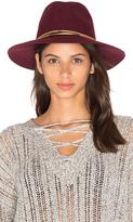 Michael Stars Gilded Rancher Wide Brim Hat