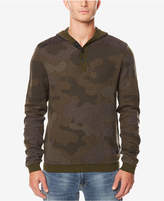 Buffalo David Bitton Men's Camo Pullover Hoodie