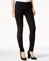 Maison Jules Black Rinse Jeggings, Only at Macy's
