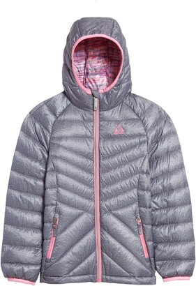 Gerry Liv 650 Fill Power Down Insulated Hooded Coat