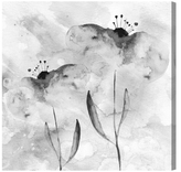 Oliver Gal BW Flowers (Canvas)
