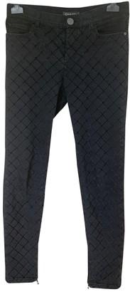 Chanel Black Denim - Jeans Jeans for Women