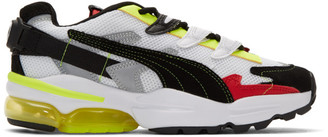 Puma ADER error Black and Multicolor Edition Cell Alien Sneakers