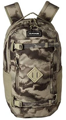 Dakine URBN Mission 23L Backpack (Ashcroft Camo) Backpack Bags