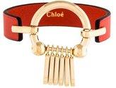 Chloé Marin Leather Bracelet w/ Tags