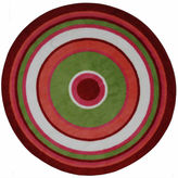 Asstd National Brand Concentric 3 Round Rugs