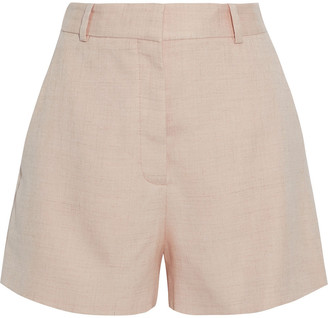 Stella McCartney Megan Canvas Shorts