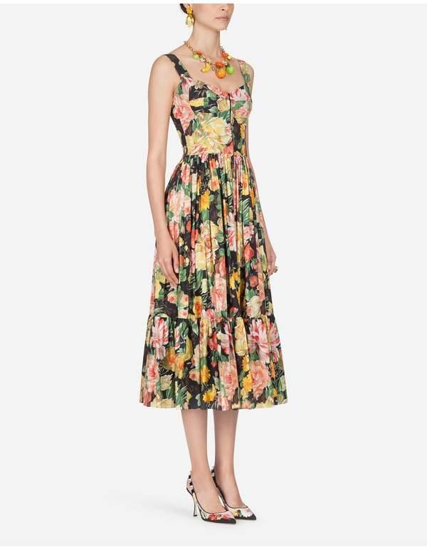 e6efaae6 Dolce & Gabbana Flounce Hem Dresses - ShopStyle