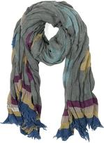 Zadig & Voltaire Delta Stars Wool Blend Wrap