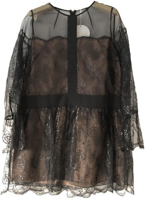 Chloé Black Lace Dress for Women