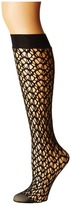 Wolford Net Knee Highs Knee high Hose