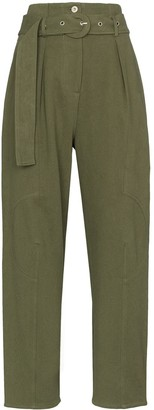 Low Classic high-waist trousers