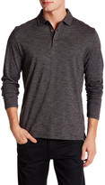 Robert Barakett Bryce Long Sleeve Polo