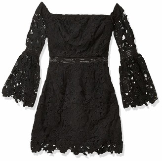 Cynthia Rowley Women's Lace Off The Shoulder Dress