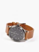 Tsovet Black/tan Jpt-pw36 36mm Watch