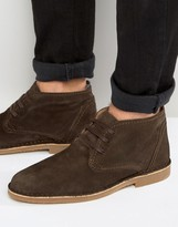 Selected Homme Royce Suede Warm Boots