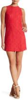 CeCe by Cynthia Steffe Arlington Lace A-Line Dress (Petite)