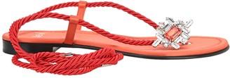 Alevì Alevi Mira Flat Sandals