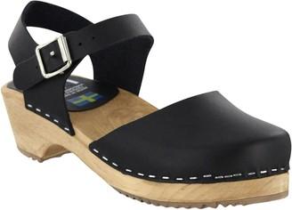 Mia Shoes Handcrafted Swedish Clogs - Sofia
