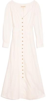 Mara Hoffman Silvana Dress in White