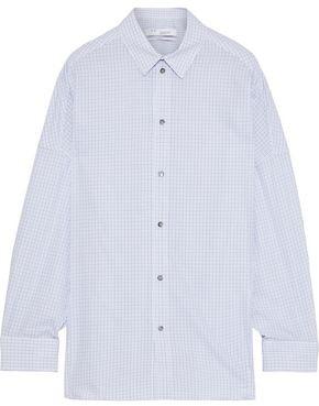IRO Album Striped Cotton-poplin Shirt