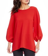 IC Collection Bow Back Blouse