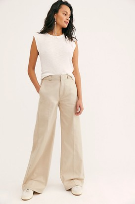 Dickies High-Rise Wide Pants