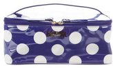 Kate Spade Patchin Place Spot Large Colin Cosmetic Bag w/ Tags