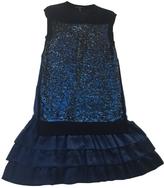 Louis Vuitton Cashmere mid-length dress