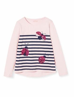Esprit Girl's Rq1029302 T-Shirt Ls