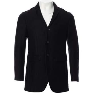 John Varvatos Black Linen Jackets